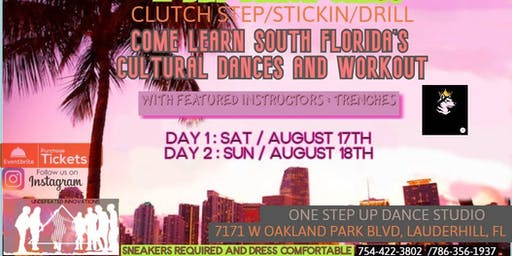 2 DAY LAUDERHILL DANCE WORKSHOP