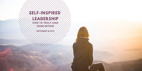 """""""How to Truly Lead From Within"""" tickets"""