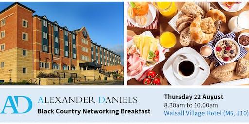 Networking breakfast - Walsall