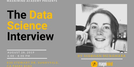 The Data Science Interview tickets
