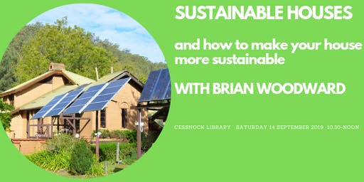 Sustainable Houses and how to make your house more sustainable