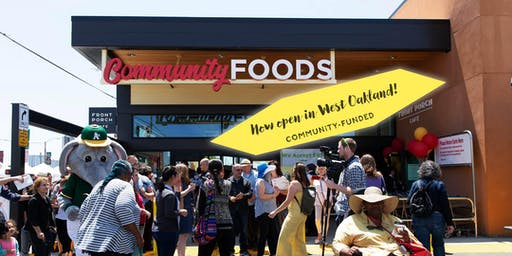 Slow Money Tour and Happy Hour at Community Foods Market