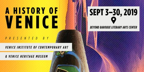 """A History of Venice"" 