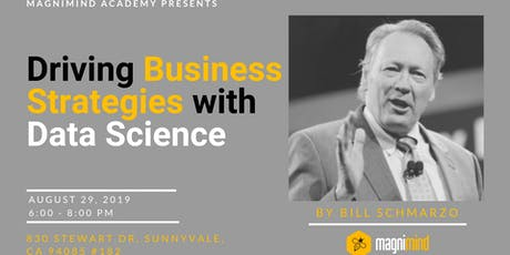 Driving Business Strategies with Data Science tickets