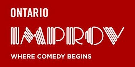 Tuesday Night, ONTARIO IMPROV FREE GUEST LIST tickets