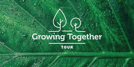 Growing Together Tour - Queensland Event tickets
