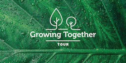 Growing Together Tour - Queensland Event