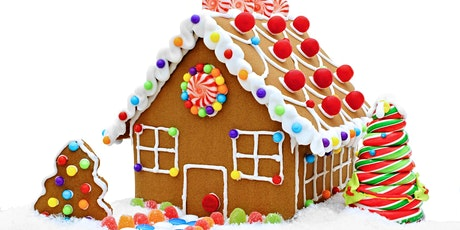 Gingerbread House making for the Family tickets