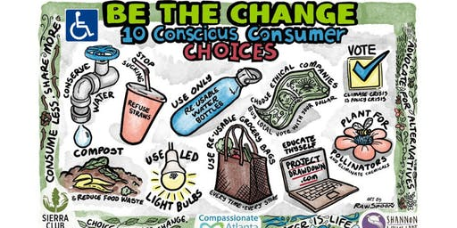 Be the Change: Compassion for Mother Earth