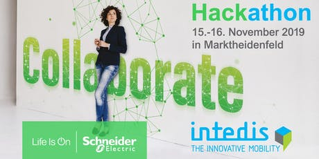 Hackathon 2019 - E-mobility meets Industry 4.0 tickets