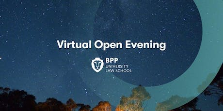 Virtual Open Evening - LPC and LLM Legal Practice (Solicitors) tickets