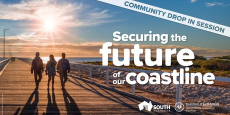Managing Adelaide's beaches - community drop-in session tickets
