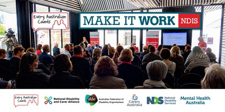 NDIS Make it Work Forum - Redland tickets