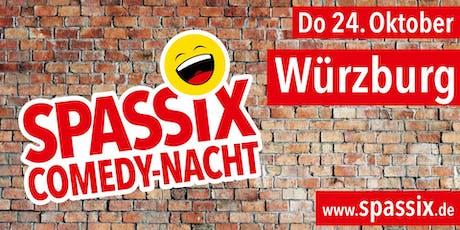 Spassix Würzburg Tickets