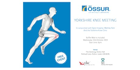 Yorkshire Knee Educational Evening tickets
