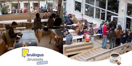 Café-Langues/Talencafé/Language Workshop - Molenbeek billets