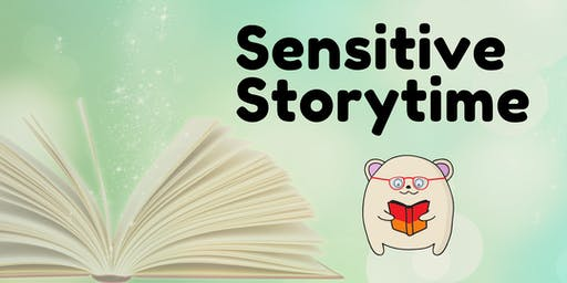 Sensitive Storytime, Ages 3-5