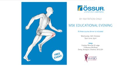 Fountain Square MSK Educational Evening tickets