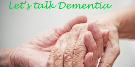 Let's Talk Dementia- Awareness  for Care staff who work in Herefordshire. tickets