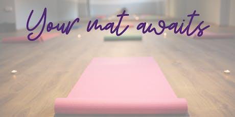 Power Yoga Taster Class tickets