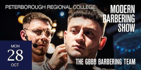 Peterbrough Regional College Evening Showcase Presentation tickets