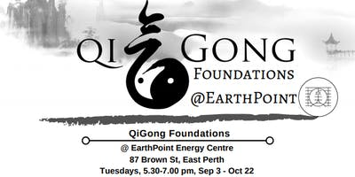 QiGong Foundations course