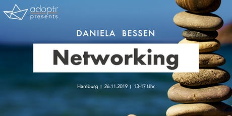 adoptr presents: Networking feat. Daniela Bessen Tickets