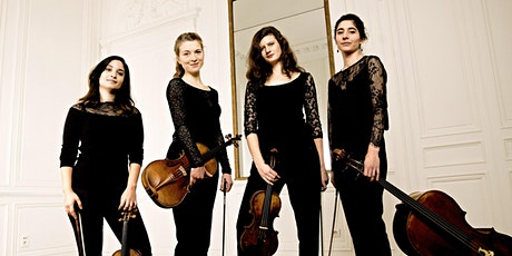 7. Streichquartett-Festival ICKINGER FRÜHLING 2020, Konzert 1: Quatuor Akilone billets