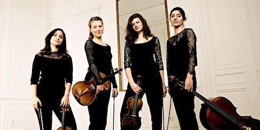 7. Streichquartett-Festival ICKINGER FRÜHLING 2020, Konzert 1: Quatuor Akilone