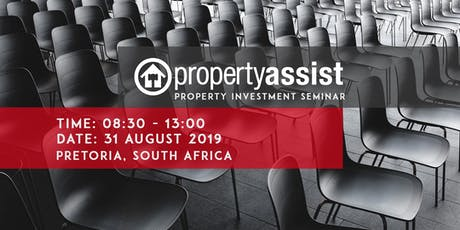 Property Investment Seminar - 31 August 2019 tickets