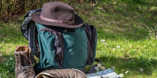 Wanderung entlang der Safari-Route von Frankfurt-Nied zum Opelzoo