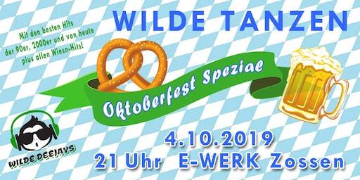 WILDE TANZEN - Oktoberfest Spezial