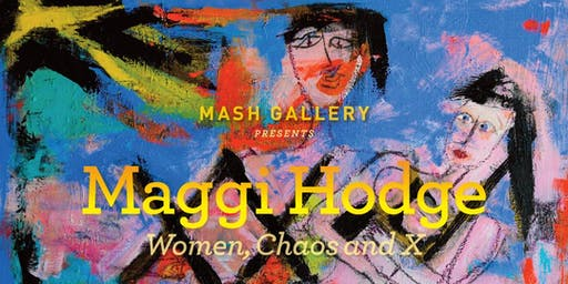 Maggi Hodge Painting Exhibition
