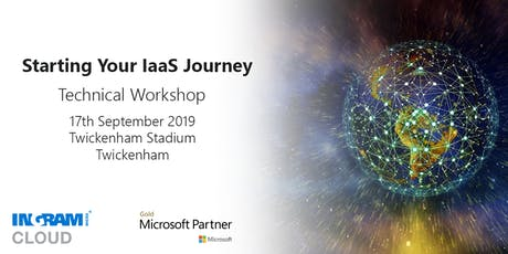 Starting Your IaaS Journey with Ingram Micro Cloud tickets