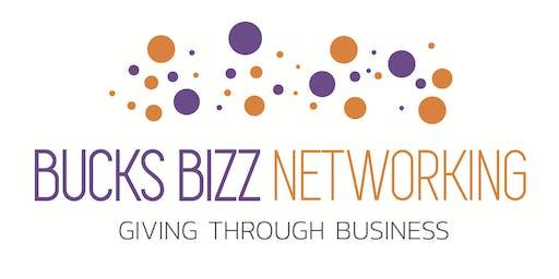 Bucks Bizz Networking - Open Networking Event