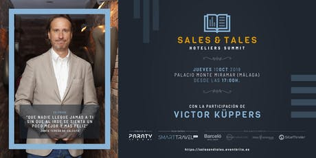 SALES & TALES HOTELIERS SUMMIT tickets