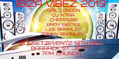 Ibiza Vibez Boat Party 2019