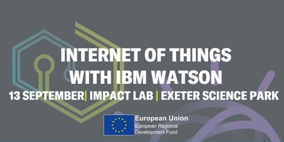 Internet Of Things with IBM Watson