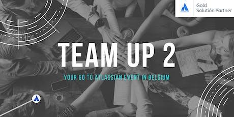 Atlassian Team up! (2nd edition - 2019) tickets