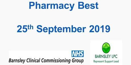 Pharmacy BEST September 2019 tickets