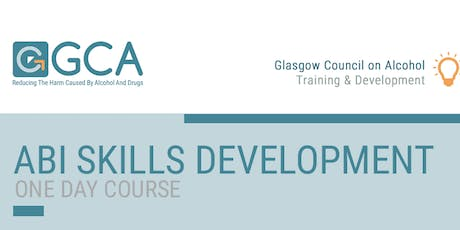Alcohol Brief Intervention (ABI) Skills Development Training tickets