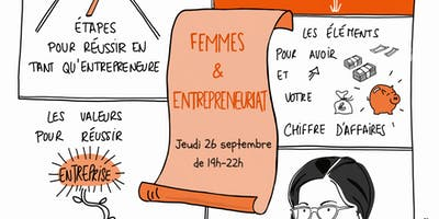 Conférence-networking / Femmes et entrepreneuriat