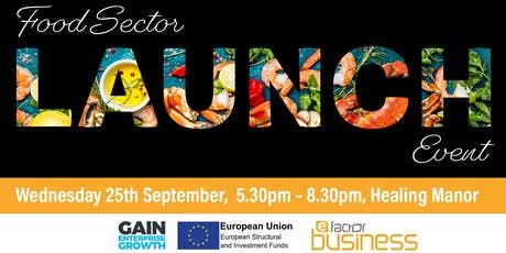 Food Sector Launch Event tickets