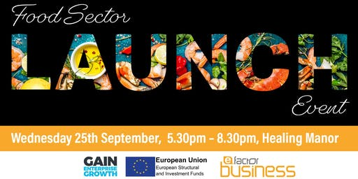 Food Sector Launch Event