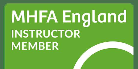 MHFA England 2 Day Mental Health First Aid Training - Newbury 6th-7th Nov. tickets
