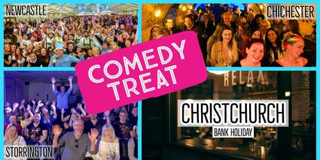 Comedy (Bank Holiday Special) Christchurch tickets