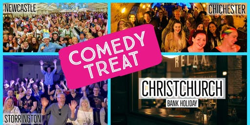 Comedy (Bank Holiday Special) Christchurch
