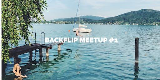 Backflip meetup #1 - what's next? Zell am See, Cape Town,...