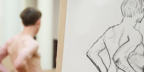 Life Drawing at the House of St Barnabas tickets