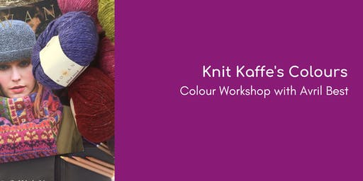 Knit Kaffe's Colours with Avril Best